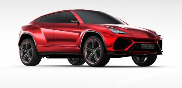 Exemple de SUV Bentley et Lamborghini